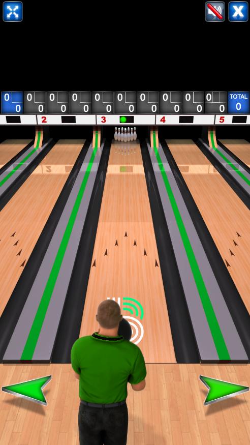 Classic Bowling Arcade Screenshot